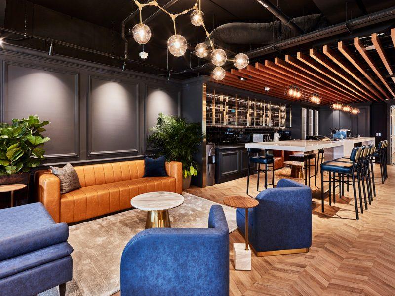 lounge comfort luxurious